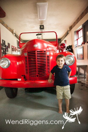3 Year Old and the Fire Station (11)